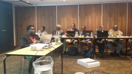 LSOG in FIGO-WHO Contraception Meeting- Johannesburg July,2016