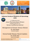 Venous Insufficiency Seminar